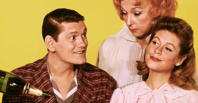 Remembering The Cast Of The Hit Show 'Bewitched'
