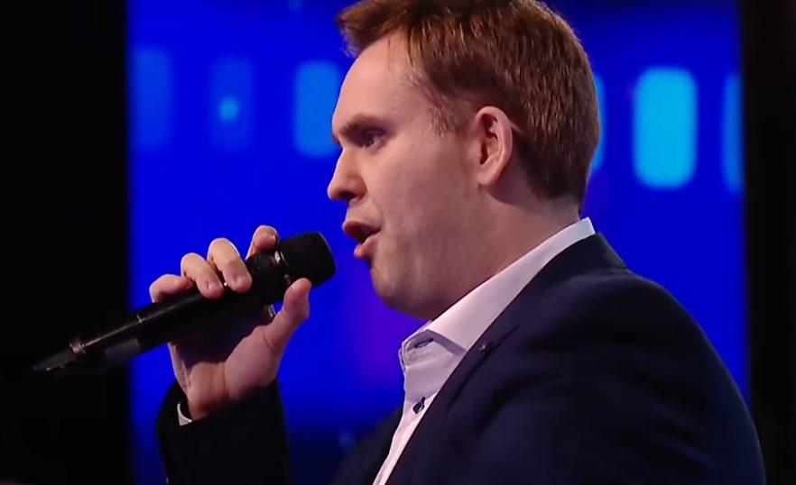 barry singing
