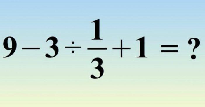 fifth grade math problem