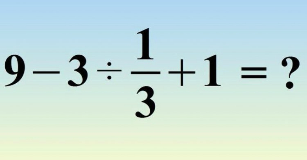 This Fifth Grade Math Problem Is Stumping Everybody — Can You Solve It?