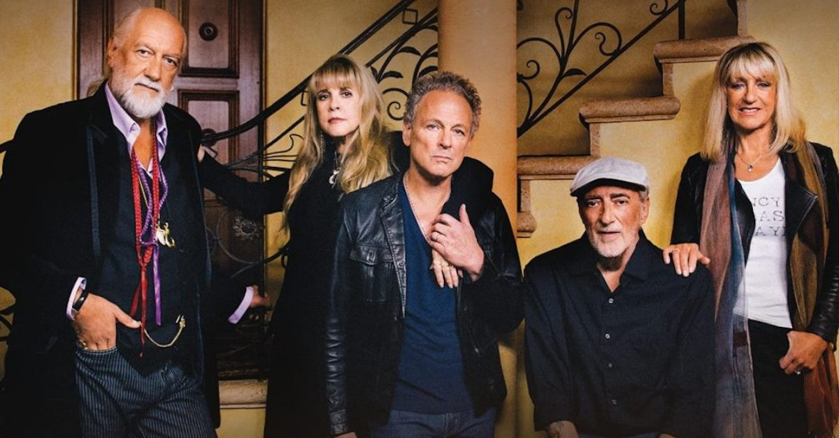 Fleetwood Mac Cancels Remainder Of Tour As Stevie Nicks Becomes Sick
