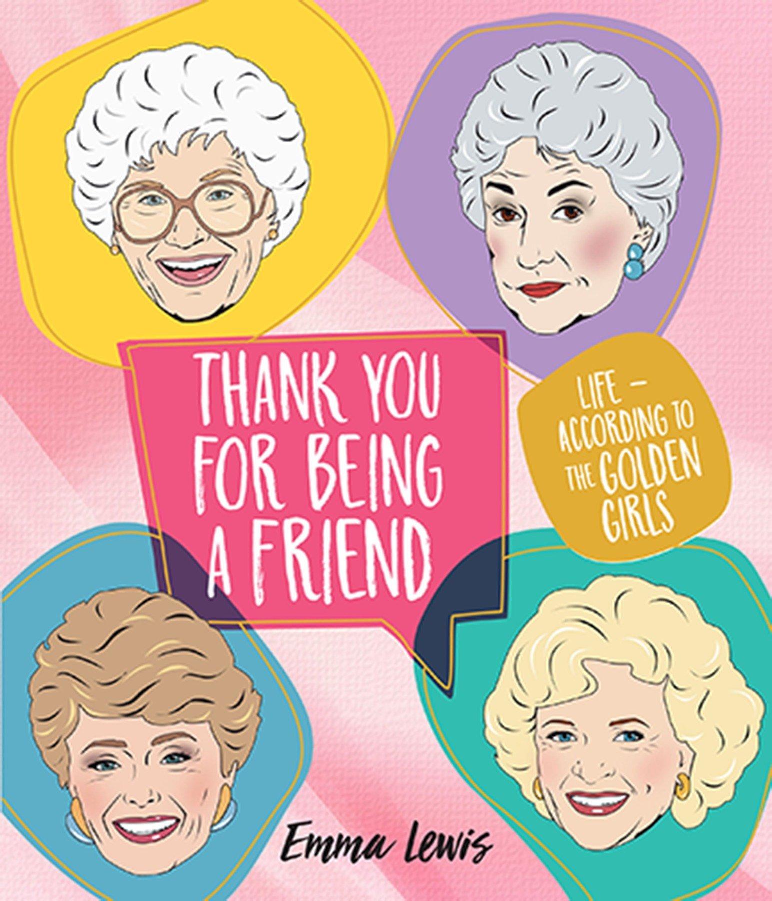 golden girls book