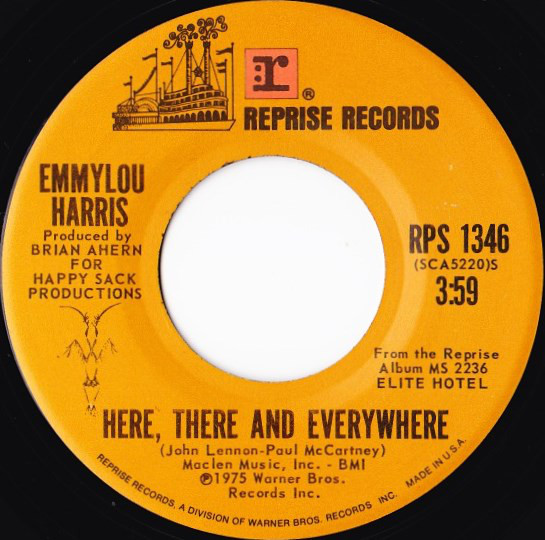 here there and everywhere the beatles