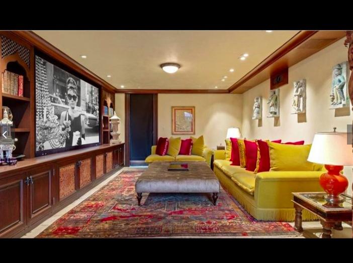 Kurt Russell Goldie Hawn Home