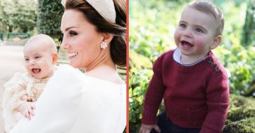 new photos of prince louis