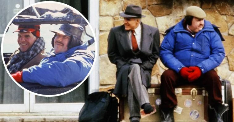 planes trains and automobiles facts