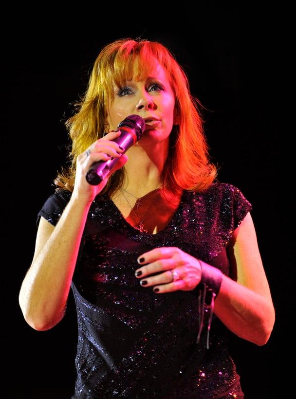 reba singing