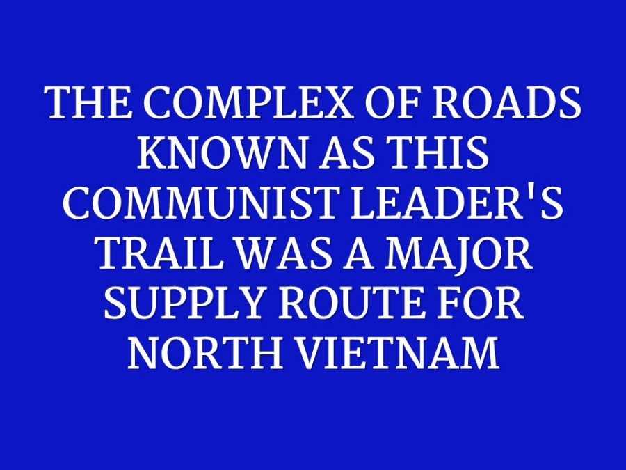 roads question