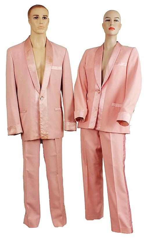 pink tuxedos