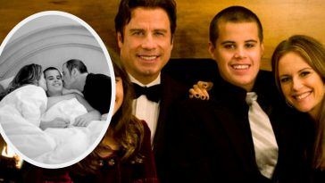 john travolta kelly preston late son jett