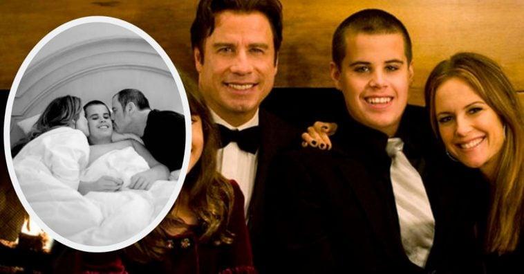 Kelly Preston Shares Heartwarming Photo Of John Travolta And