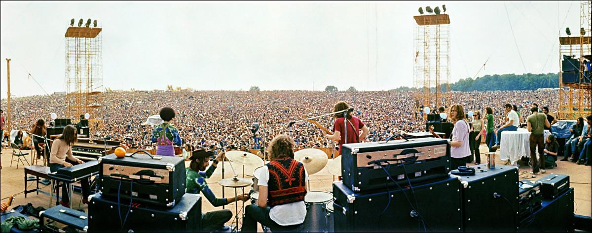 joe cocker's band woodstock 1969