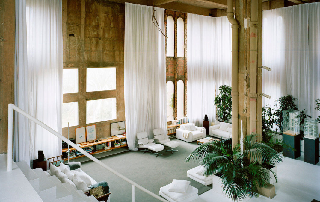 100-year-old abandoned cement factory renovated