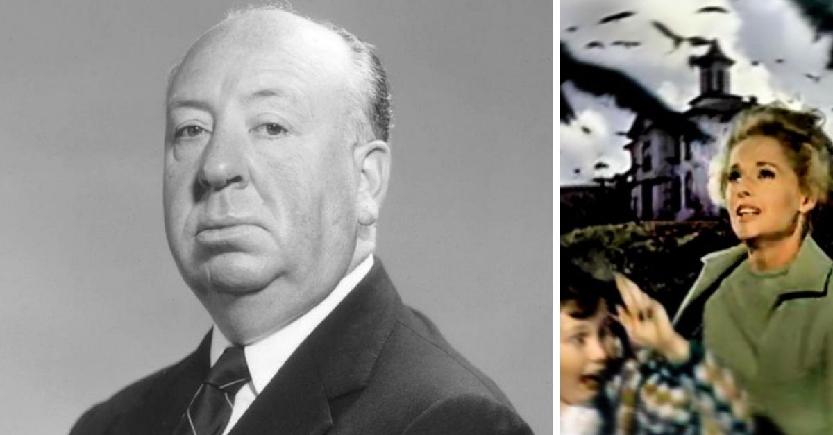 Director Alfred Hitchcock's Greatest Fear Has Finally Been Revealed