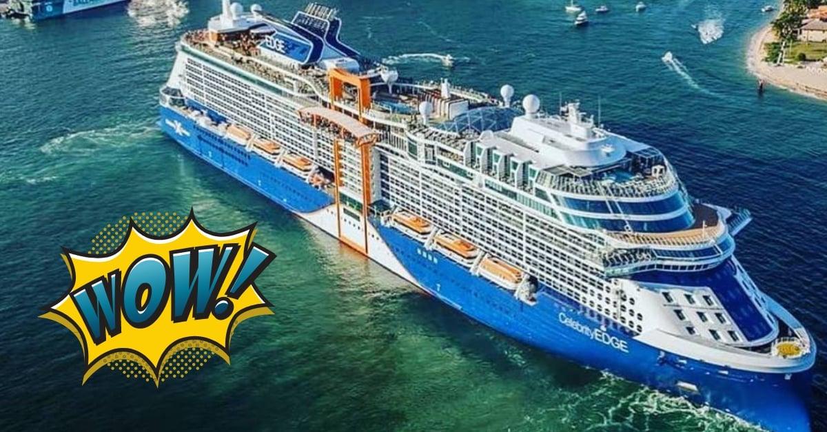 Celebrity Cruises Unveils Their New Billion Dollar Ship