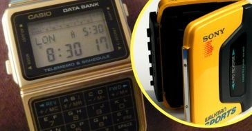 Coolest gadgets that were made in the 80s