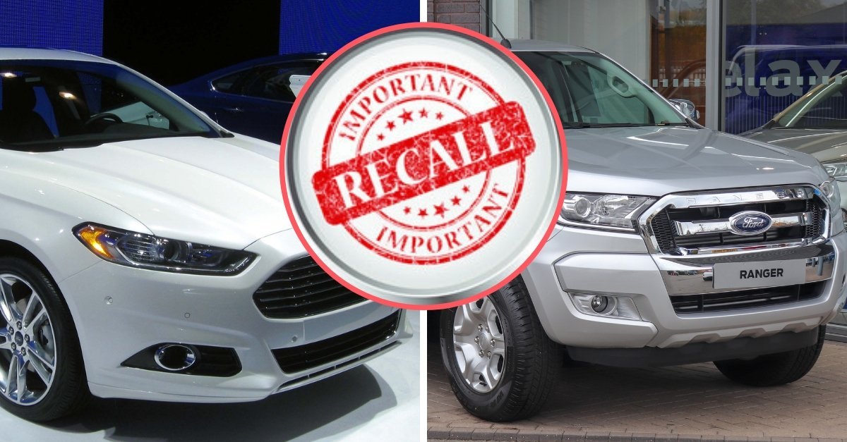 Ford Recalls Over 270,000 Vehicles After Some Reportedly Roll Away