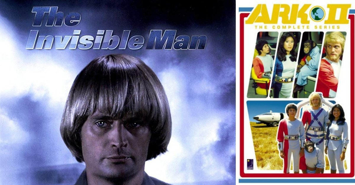 Do You Remember These Seven Sci-Fi Shows From The 1970s?