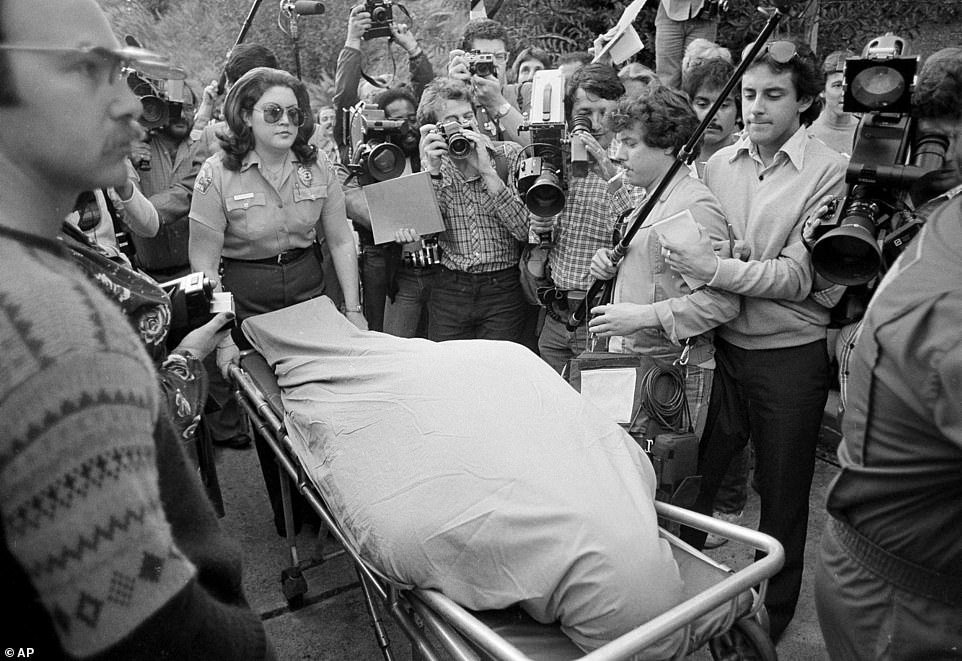 the day john belushi died