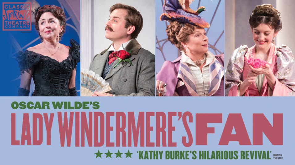 Lady Windermere's Fan, Classic Spring Theatre Company
