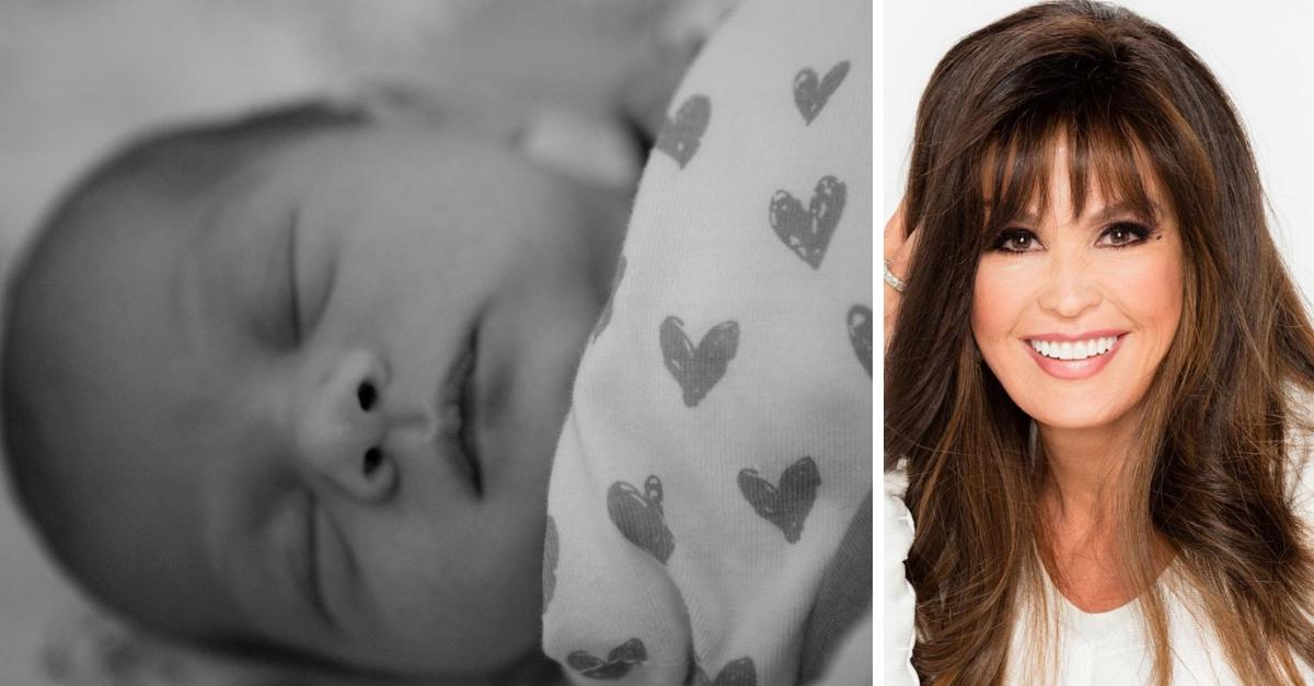 Marie Osmond Shares Update On Her Newborn Granddaughter In NICU