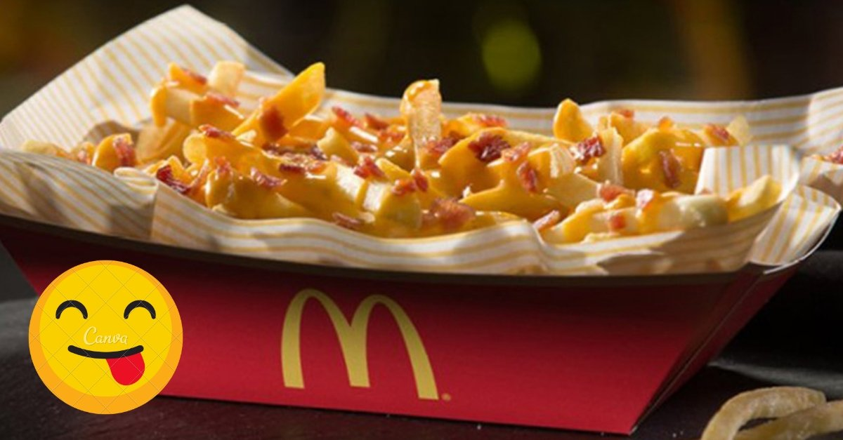 McDonald's Is Rolling Out New Menu Items Including Bacon Cheese Fries