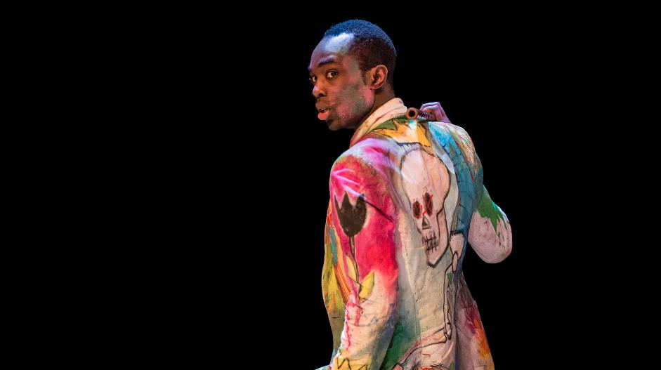 Papaa Essiedu in RSC's Hamlet
