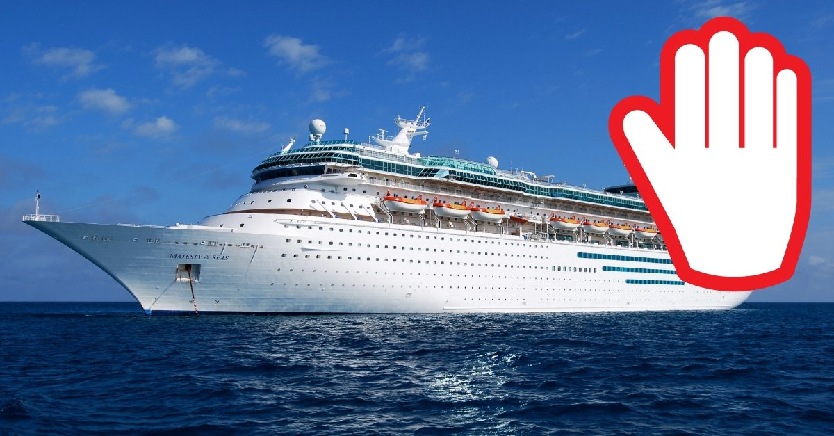 Six Things You Should Never Do While Sailing On A Cruise Ship