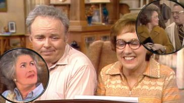 all in the family shaped tv today