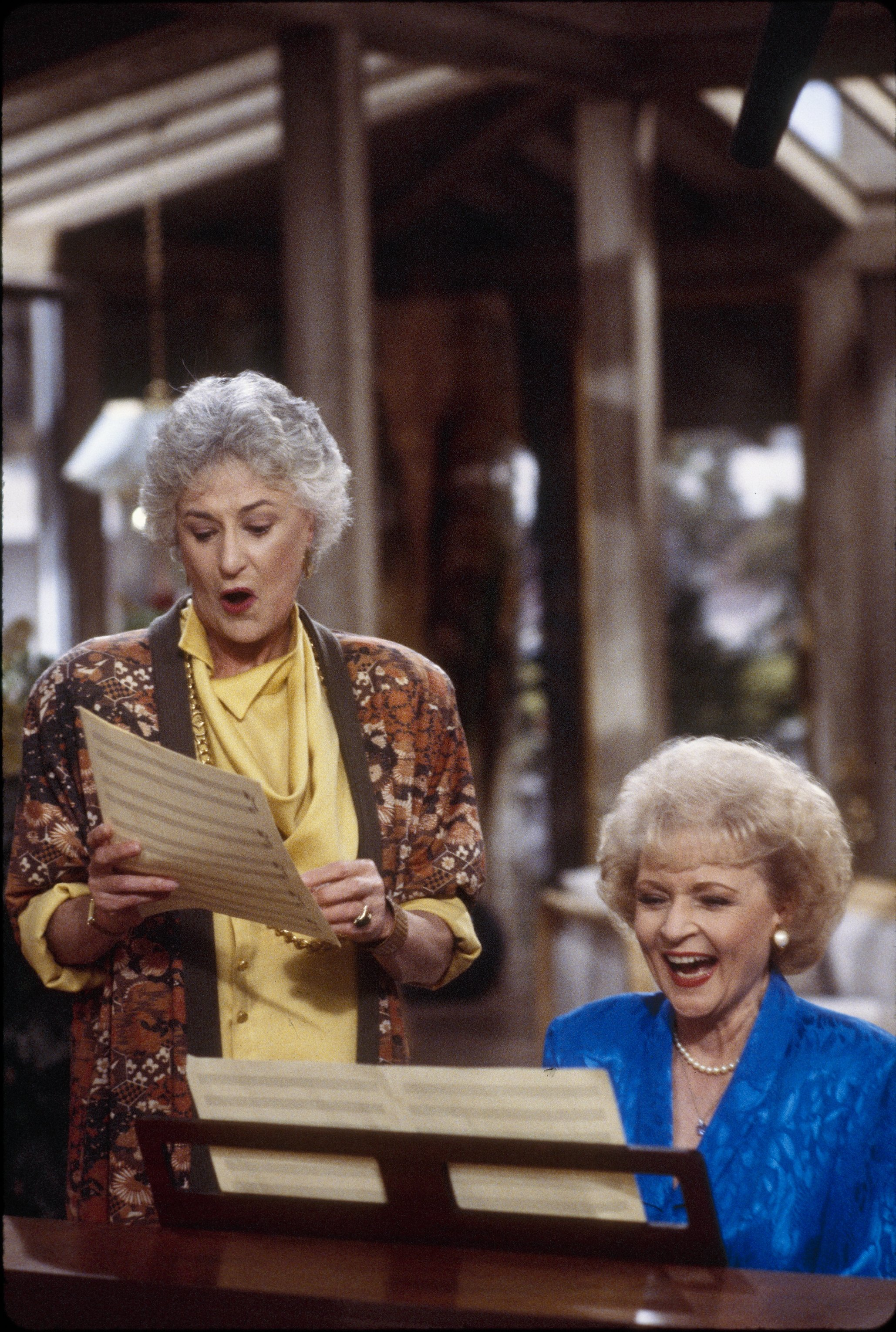 bea arthur betty white