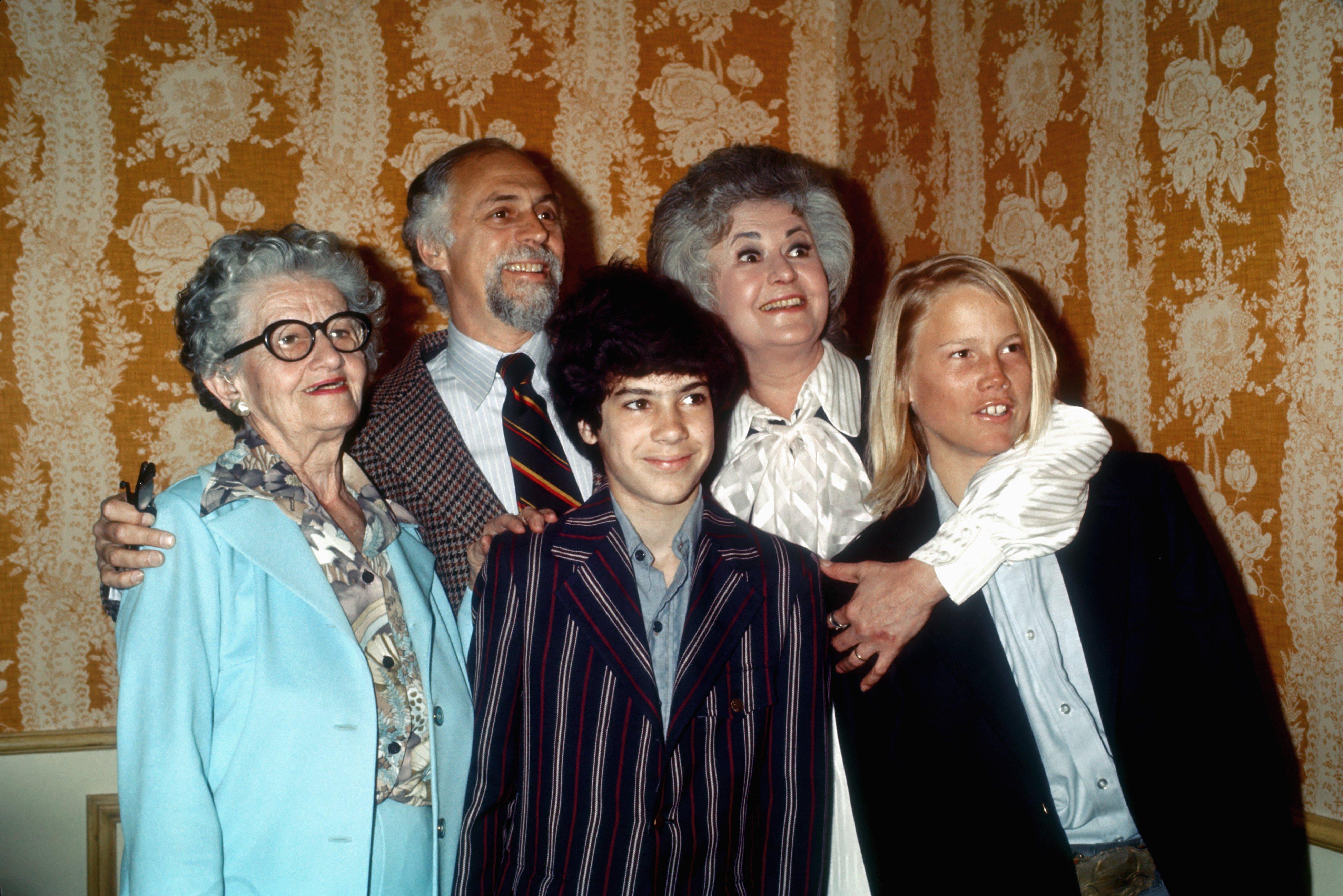 bea arthur family