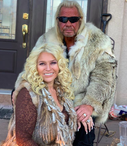 beth and duane chapman