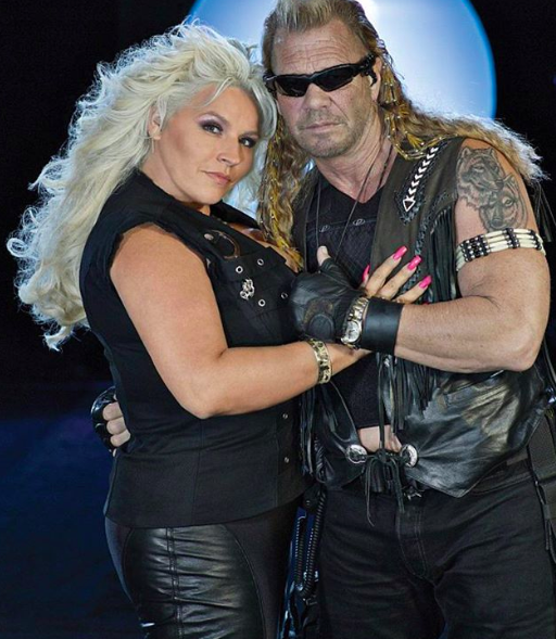 Beth Chapman and Duane 'Dog' Chapman