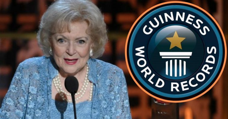 betty white guinness world record