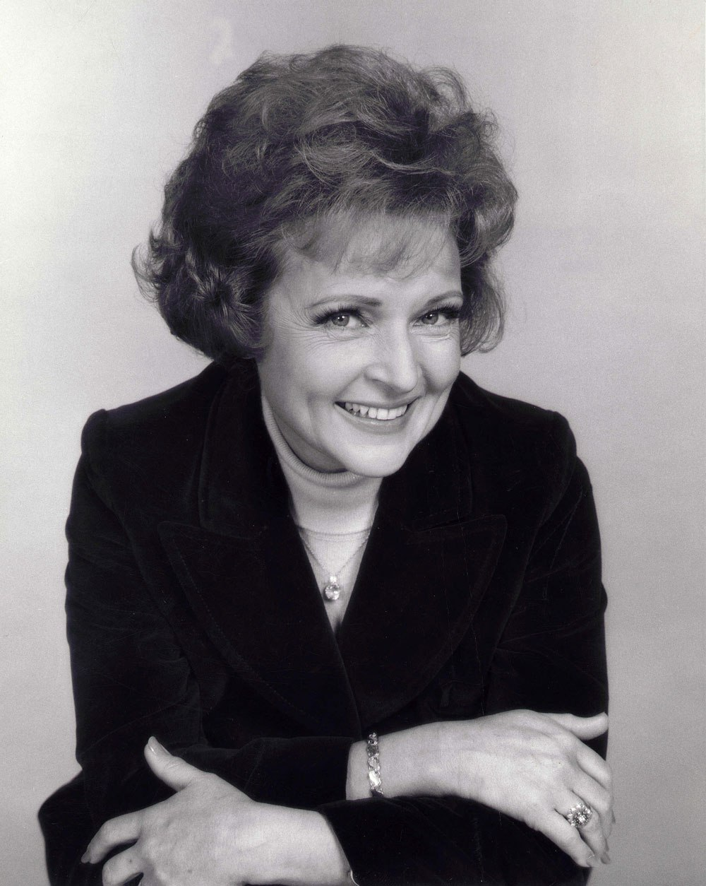 Betty White on The Betty White Show