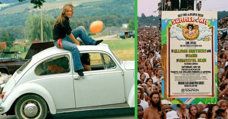 This Huge '70s Music Festival Was Actually Bigger Than Woodstock