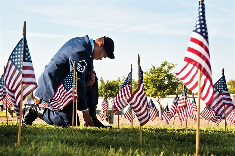 Thirteen Memorial Day Quotes To Recite This Weekend