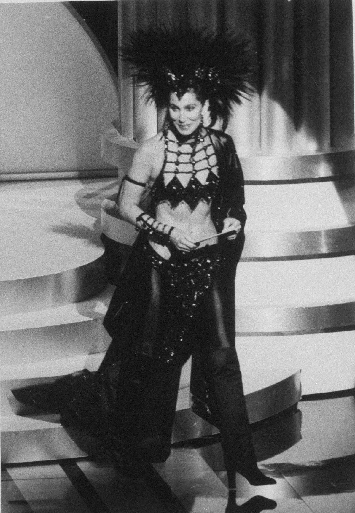 cher in 1986