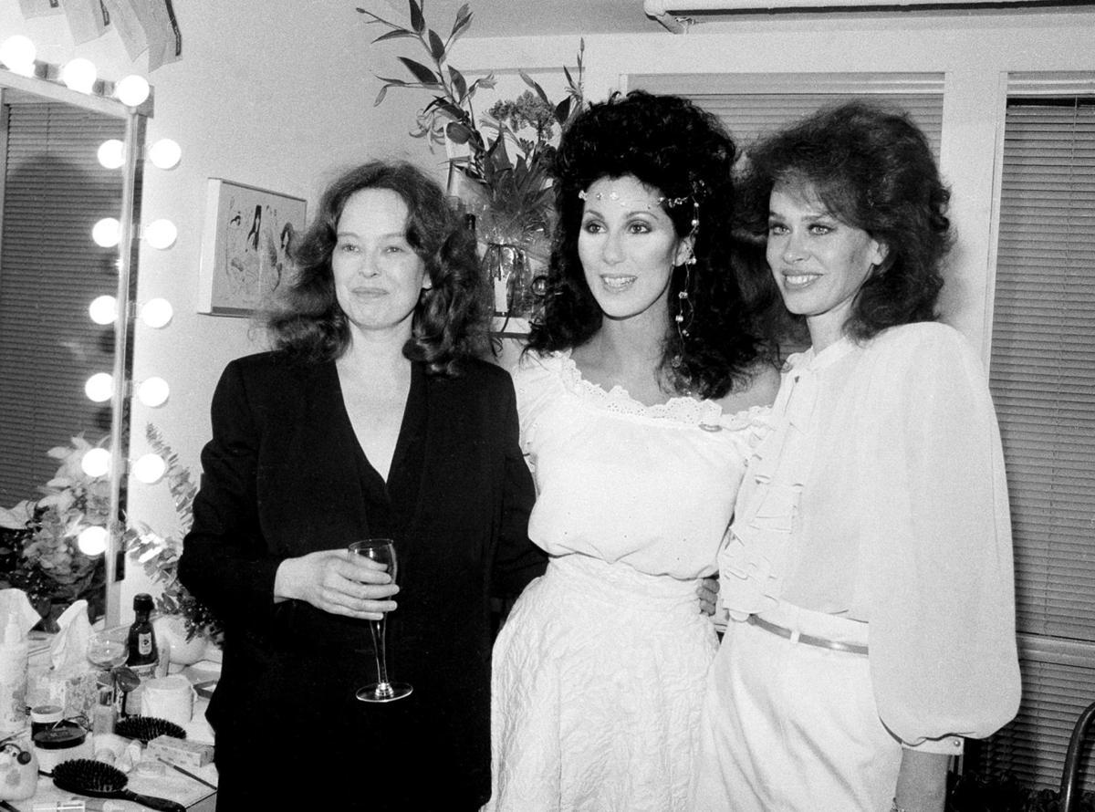 cher in 1982
