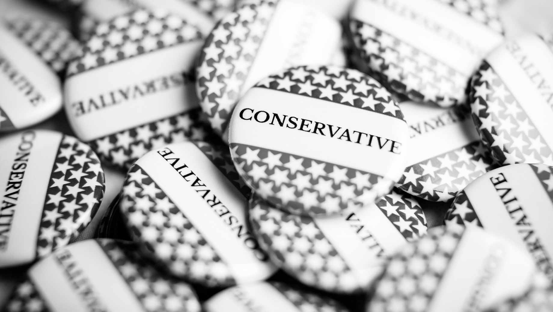 conservative pins