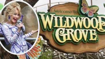 dolly parton grand opening wildwood grove
