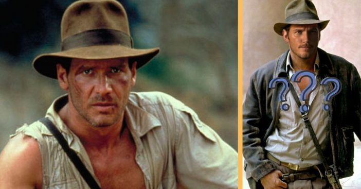 harrison ford says no one will replace him as indiana jones