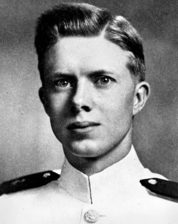 jimmy carter in the navy