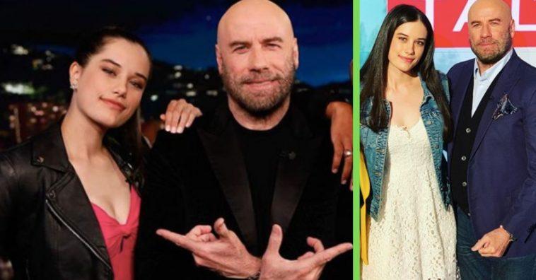 john travolta's daughter ella bleu