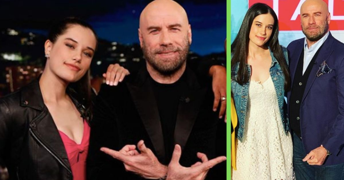 John Travolta's Daughter, Ella Bleu, Is Following In Her Famous Parents' Footsteps