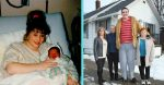 man born with rapid growth condition defying all health odds