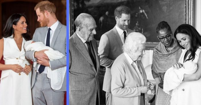 meghan markle prince harry bringing archie to america