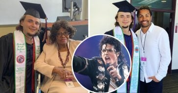 michael jacksons son prince graduates from college
