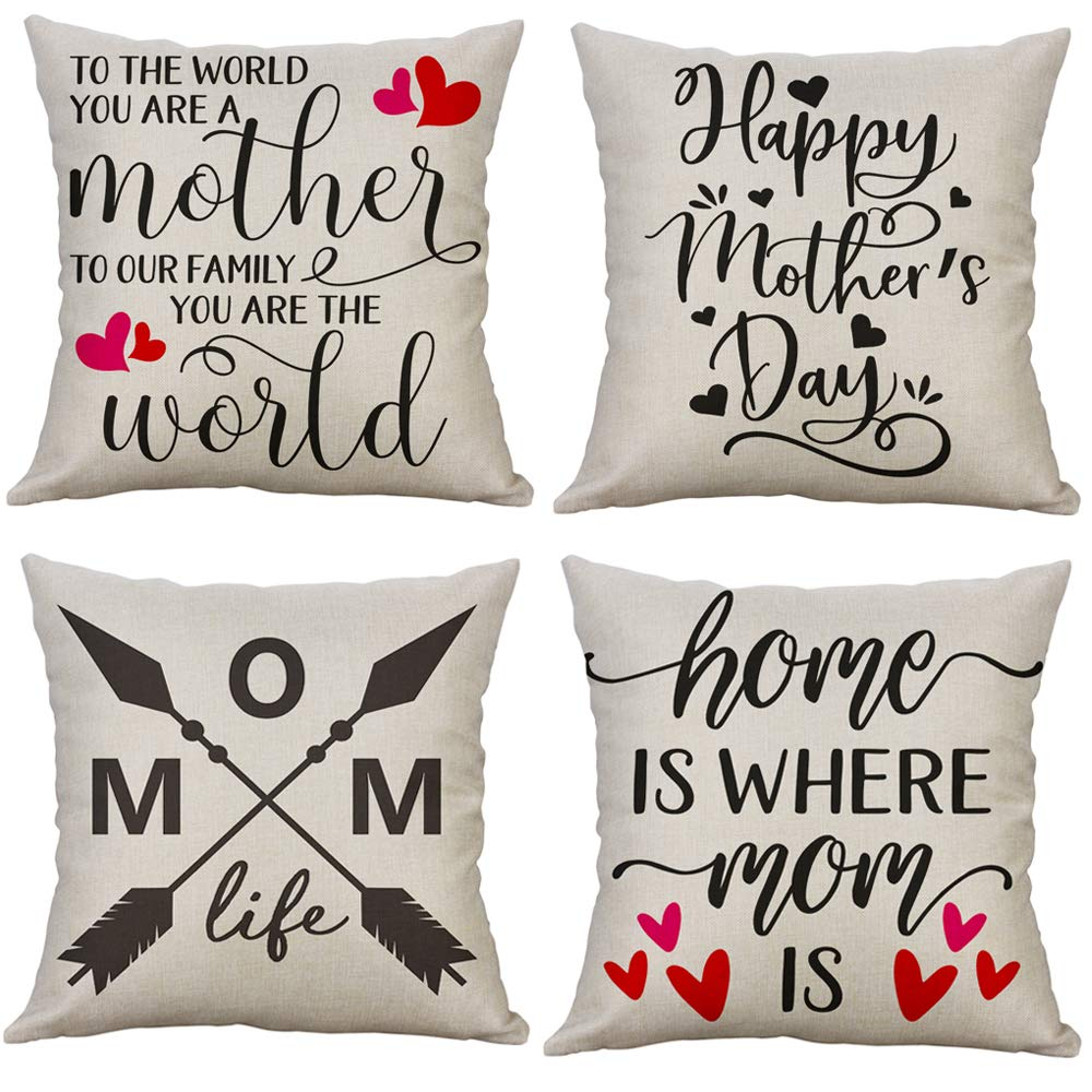 mom pillows