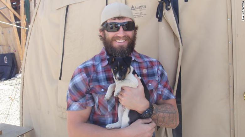 Shaun Donovan Navy SEAL
